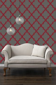 Tempaper - Marrakesh Wallpaper MA at 2Modern
