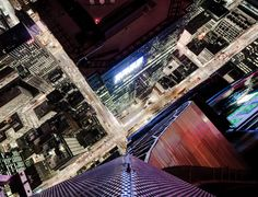 Tom Ryabois Rooftopping photographs in Toronto