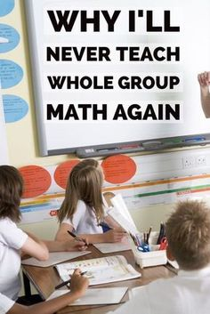 Detailed Differentiated Math Rotations explained with easy, organized directions.Detailed Differentiated Math Rotations explained with easy, organized directions! Lots of pictures! Math Teacher, Math Classroom, Teaching Math, Classroom Ideas, Teaching Ideas, Math Rotations, Math Centers, Numeracy, Reading Centers