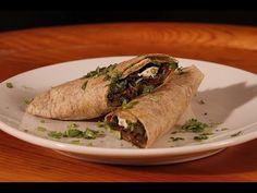 Receta Wrap de Vegetales con Queso Fresco - Ole Mexican Foods