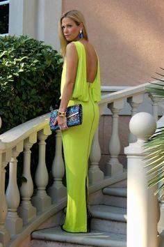 Increibles vestidos de cóctel elegantes para fiesta | Vestidos con espalda descubierta