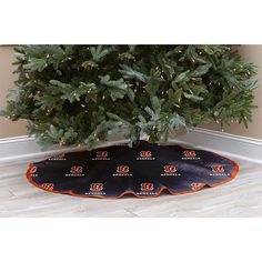 Officially Licensed NFL Christmas Tree Skirt By Pegasus Home Fashions - Houston Texans