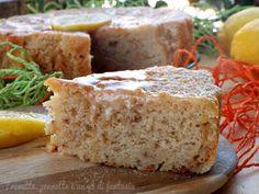 La Torta frappé fragole, banana e limone, è un dolce che si realizza in uno schiocco di dita...come si dice un dolce facile, facile; ideale per la merenda..