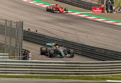 LEWIS HAMILTON  (Engeland) en KIMI RAIKKONEN  (Finland), F1 GP 2017 op de Red Bull Ring in Spielberg Oostenrijk.