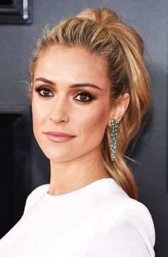 What was everyone wearing on the Grammys red carpet? A color smoky eye.