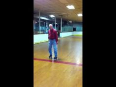 Flexibility and Balance - How to do Forward Cross-overs on Roller Skates and Skating - YouTube Joe Enthor