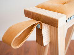 Eyore stool by Vered Venezia » Yanko Design