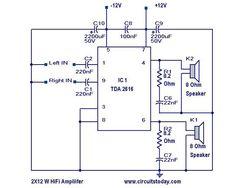 A Z 43 Legjobb Kep A Z Amplifers Tablan Electronic Circuit