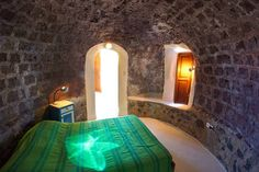 Check out this awesome listing on Airbnb:   300 yr old Restored Guest House in Thira