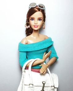 ( love b collection ) - made to move body #barbiedoll #barbie #2016barbie #madetomovebarbie