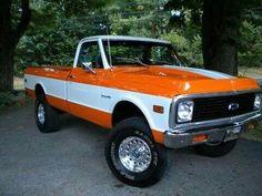 Chevrolet 67 72 Chevy Truck, Chevy Pickup Trucks, Gm Trucks, Chevy Pickups, Chevrolet Trucks, Cool Trucks, Chevy C10, Diesel Trucks, Classic Pickup Trucks