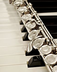 Whatever your instrument may be.....the flute, the piano, or even the camera that you used to capture the image.....PLAY IT!