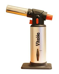 If you really like cooking you really will love this info! Kitchen Torch, Kitchen Dining, Cooking Torch, What's Cooking, Creme Brulee Torch, Best Torch, Brazing, Cooking For One, Commercial Kitchen