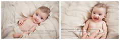 Baby twin girls – 3 months old – London baby Photographer