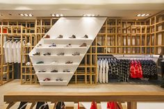 adidas Originals fashion store by ONOMA Architects, Athens – Greece » Retail Design Blog