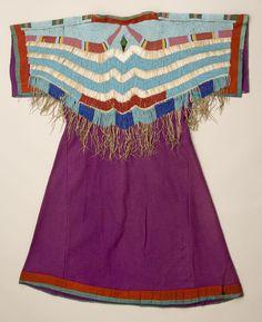 Nez Perce Dress