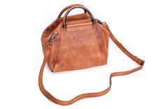Leather Messenger Bag Women Shoulder Bag Satchel Bag WF52