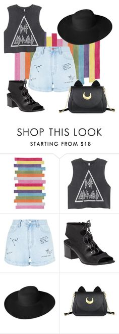 """""""Beauty is inside"""" by just-lea on Polyvore featuring nuLOOM, New Look, 275 Central, Dorfman Pacific and Usagi"""