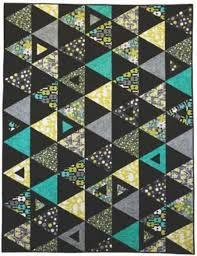 Image result for quilt patterns using 60 degree triangle