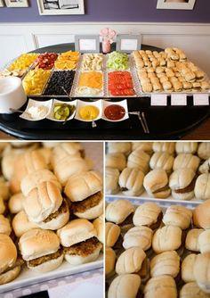 Creative Wedding Food – Sliders » Alexan Events | Denver Wedding Planners, Colorado Wedding and Event Planning