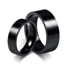 Free Personalized Engraving Ring - Titanium Rings