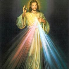 Divine Mercy Sunday: Jesus, I Trust In You