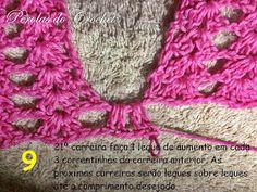 Fabulous Crochet a Little Black Crochet Dress Ideas. Georgeous Crochet a Little Black Crochet Dress Ideas. Crochet Summer Tops, Crochet For Kids, Hand Crochet, Crochet Baby, Knit Crochet, Black Crochet Dress, Crochet Blouse, Crochet Bikini, Crochet Stitches Patterns