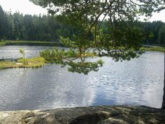 Nuuksio, National Park, Finland