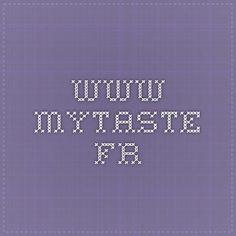 www.mytaste.fr