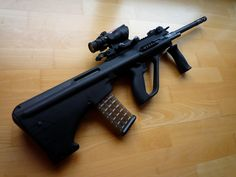 Steyr AUG A3 with Trijicon ACOG