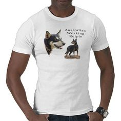 Australian Working Kelpie T-shirts
