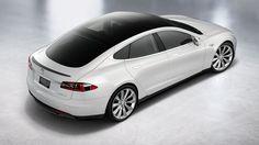Tesla Model S - 100% electric (USA-based Tesla Motors)