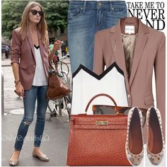 """Can't get enough of Olivia Palermo's Fall/Winter style! """"1180. Celebrity Style: Olivia Palermo"""" by chocolatepumma on Polyvore"""