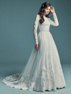Wedding Dress Inspiration - Maggie Sottero