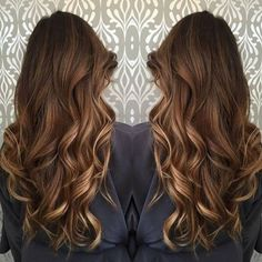 71 most popular ideas for blonde ombre hair color - Hairstyles Trends Ombré Hair, New Hair, Hair Wigs, Tiger Eye Hair Color, Eye Color, Hair Trends 2015, Brunette Hair, Balayage Brunette, Great Hair