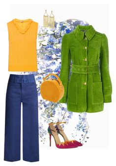 A fashion look from August 2017 featuring longer sweater, double breasted coat and high waisted pants. Browse and shop related looks. Polyvore Fashion, Philosophy, Christian Louboutin, Moon, Sea, Colors, Clothing, Stuff To Buy, Shopping