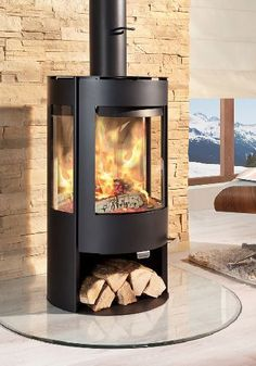 14 Staggering Collection Of Stove Living Room 14 Staggering Kollektion Von Kaminofen Wohnzimmer Ideen kaminofen - Wood Burner Fireplace, Home Fireplace, Brick Fireplace, Fireplace Design, Online Fireplace, Fireplaces, Log Fires, Pellet Stove, Cooking Stove