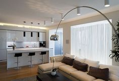 29 Modern Living Room Design Ideas