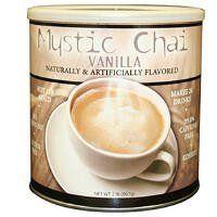 Mystic Chai Vanilla Tea - 6 - 2 lb. cans - http://teacoffeestore.com/mystic-chai-vanilla-tea-6-2-lb-cans/