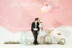 Korea Pre-Wedding Photoshoot - WeddingRitz.com » Wyani's pre-wedding photo in Korea (Retouched)