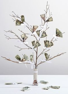 21 Poems _ money tree and wishing wells. Cleverly crafted ideas wording ideas for your wishing well or money tree - without causing offence.