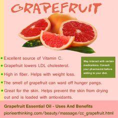 Benefits of Grapefruit   Health Benefits of Grapefruit