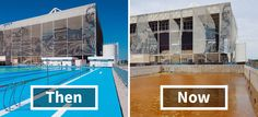 Rio 2016 Olympic Venues Just 6 Months After The Olympics