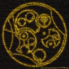I believe in Sherlock Holmes in Gallifreyan >>> How awesome would this be as a Wholock tattoo?? Pretty awesome, that's how much.