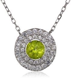 Sterling Silver Pendant Necklace ** Check out the image by visiting the link. (This is an Amazon Affiliate link)