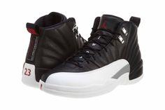 the best attitude 66503 4f845 Nike Air Jordan 12 Retro XII Playoffs White Black Red 2012 QS