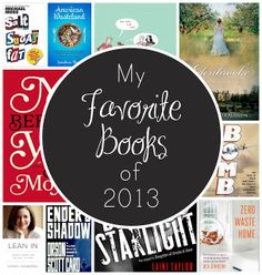 The ten best books I read in 2013
