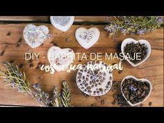 Aprende a hacer una barrita de masaje en sólo cinco minutos. INGREDIENTES: - Una taza de manteca de karité o coco (Mejor karité) - Dos cucharadas de aceite d...