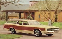 1969 Ford Country Country Squire