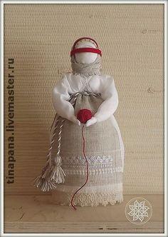 """Народные куклы ручной работы. Ярмарка Мастеров - ручная работа Авторская кукла """"Воля"""". Handmade."""